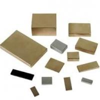 Wholesale Speaker powerful magnet, Bonded ndfeb magnets Caoting  Nickel, ZN, Black, Golden from china suppliers