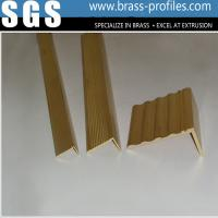 Wholesale Durable Cooper Anti-slip Stair Nosing For Universal Flooring from china suppliers