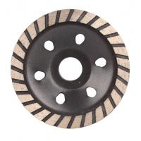Wholesale 4 Inch Diamond Diamond Cup Grinding Wheel / Turbo Diamond Blade from china suppliers