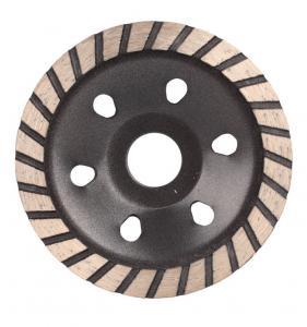 Wholesale 4 Inch Diamond Diamond Cup Grinding Wheel / Turbo Diamond Blade from china suppliers