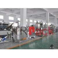 Wholesale Vertical Automatic Pesticide Liquid Filling Line for liquid detergent with chlorine from china suppliers