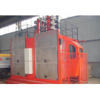 Wholesale Double Girder Bridge Elevator with Rack and Gear , building elevator from china suppliers