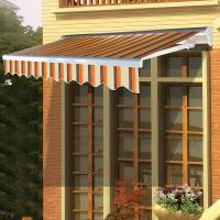 Buy cheap Window awnings outdoor balcony porch awning carport Sun Shade Aluminium Frame Canopy Retractable Awning A01 from wholesalers