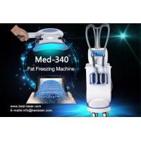 Wholesale 640nm / 690nm Weight Loss Cryo Lipolysis Beauty Machine With Double Cooling Plates from china suppliers