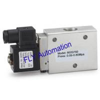 "Wholesale Electromagnetic Actuated,1/4"" 1/2"" Herion 2630,80207 Inline 5/2 3/2 Spool Pneumatic Valves from china suppliers"