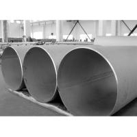 Wholesale ASTM A252 200mm Round Pipe Welded Steel Tubing High Precision 1010 / 1020 from china suppliers