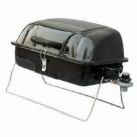 Wholesale Portable Camping Butane Gas/Brinkmann/Charmglow BBQ Grill, Sized 51 x 39 x 38cm from china suppliers