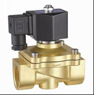 "Quality Thread Zero Differential Pressure Water Solenoid Valve 3/8"" ~ 2""2 Way Series for sale"