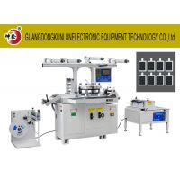 Wholesale Sticker Paper Label Fully Automatic Flatbed Die Cutter For Cutting Blanks from china suppliers