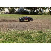 Quality Brushless Lipo RC Car , Ready To Run RC Trucks 2.4 GHZ Two Channel for sale