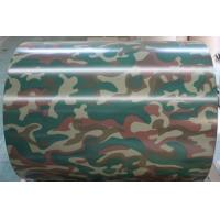 Buy cheap ,Military Barrier Boards  Prepainted Color Coated Coil , 10MT Max Weight Sheet Metal Coil from wholesalers