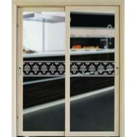 Wholesale 1.0mm - 1.2mm profile thickness champagne aluminum lift and slide doors for residential from china suppliers