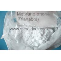 Wholesale CAS 72-63-9 Bulking Cycle Human Growth Hormone Steroids Powder Metandienone / Dianabol from china suppliers