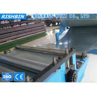 Buy cheap Galvanized Steel Cut to Length Cold Roll Forming Machine with PLC Controller from wholesalers