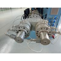 Wholesale 40Cr Pipe Extrusion Die PVC Pipe Extrusion Line , Plastic Pipe Production Line from china suppliers