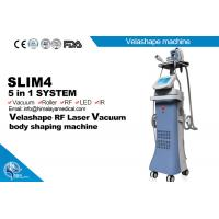 Wholesale Cellulite Treatment / Body Slimming fat removing machine with 4 handpieces from china suppliers