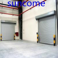 Wholesale Exterior Security Door Warehouse Roller Shutter Door With Absolute Encoder from china suppliers
