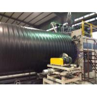PE Spiral pipe Extrusion line