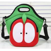 Wholesale Hot-selling Fancy nice Neoprene Picnic bag Lunch bag with handles and straps from china suppliers