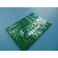 Wholesale Single Sided FR4 1.6mm PCB 35µm Copper HASL Lead Free Applied In Speaker from china suppliers