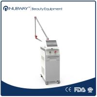 Wholesale Beauty Device Tattoo Remove skin whitening q switch nd yag laser vertical with 1000w from china suppliers