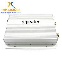 Wholesale 5000sqm 85dB 3W High Gain Power GSM 850MHz Mobile Cell Signal Repeater Booster Amplifier from china suppliers