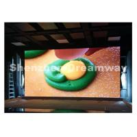 Wholesale HD LED Video Wall Display / 3 mm SMD2121 LED Full Color Display from china suppliers