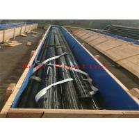 Hollow Section P355NE1 Alloy Steel Seamless Pipes , P355NH Square Steel Tubing for sale