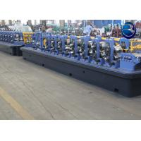 Wholesale Type 25 OD Φ8 mm - Φ32 mm Tube Mill Machine With Blue Colour from china suppliers