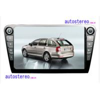 Wholesale VW Skoda Octavia Touch Screen Sat Nav Entertainment In Car Video Player from china suppliers