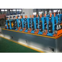 Wholesale MS GI Iron Tube making machine price Carbon steel tube mill Machine to make metal square Tube from china suppliers