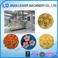 Wholesale 100-150kg/h  stainless steel Puffed snack food processing machine from china suppliers