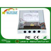 Quality 18 Channel 12V 15A 180W CE & ROHS AC DC Switching Power Supply CCTV Camera for sale