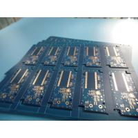 Wholesale Immpedance Controlled Immersion Gold PCB 4 Layer FR -4 Tg170 0.508Mm Core from china suppliers