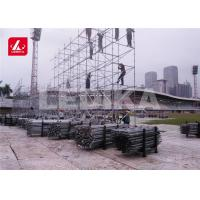 Wholesale Customized Layer Truss Heavy Duty Dj Speaker Stands 520x1000 Mm from china suppliers