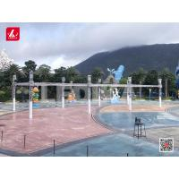 Buy cheap Customized Shaped Durable Aluminum Box Truss 12m - 30m Span For Outdoor Events from wholesalers