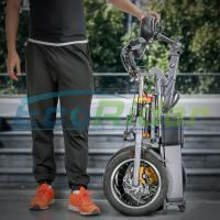 Wholesale New Design Foldable Electric Scooter Three Wheels 48V 250W Folding Electric Bike from china suppliers