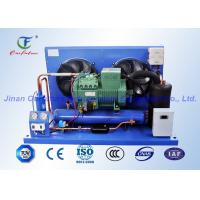 Wholesale Semi-Hermetic Air Cool Bitzer Condensing Unit With Reciprocating Compressor from china suppliers