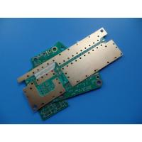 Wholesale RF Amplifer Four Layer Hybrid PCB RO4003C Core And RO4450B Prepreg Combined from china suppliers