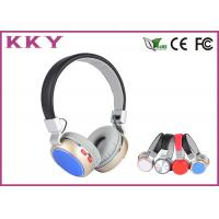 Wholesale Cell Phone High End On Ear Bluetooth Headphones With Internal Rechargeable Batter from china suppliers