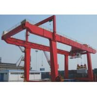 Wholesale container gantry crane from china suppliers