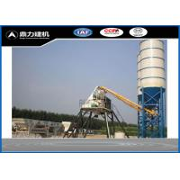 Wholesale Automatic Control Concrete Mixing Station For Construction Materials Machinery from china suppliers