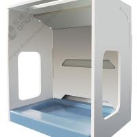 Buy cheap White Color Fume Hood Lining Sheet With Best Reist Heat and Chemicals from wholesalers