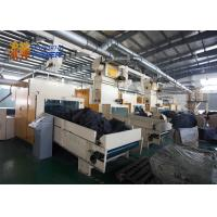 Wholesale Non Woven Fabric Pads Making Machine , Sintepon Pad Thermal Bonding Equipment from china suppliers
