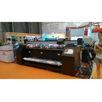 Wholesale 2.2m Sublimation Epson DX7 Digital Textile Printing Machine / cmyk printing machine from china suppliers