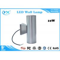 Wholesale Cylinder Porch Up And Down Wall Lights 10 Watt Two light 85-265 VAC Auminium body from china suppliers