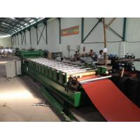 Wholesale 3 in 1 Glazed Tile Roll Forming Machine PLC C Stud Rolling Forming Machine 2 - 4mm from china suppliers