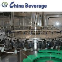 Quality Glass Bottle Carbonated Soft Drink Filling Machine , Full Automatic Water for sale