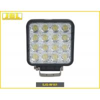 Wholesale 48w Epistar Led Work Light / High Power Led Off Road Lights SPOT / FLOOD Beam from china suppliers