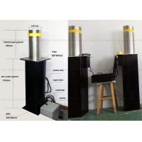 Wholesale Access Control System Hydraulic Stainless Steel Bollards Automatic Road Rising Bollard from china suppliers